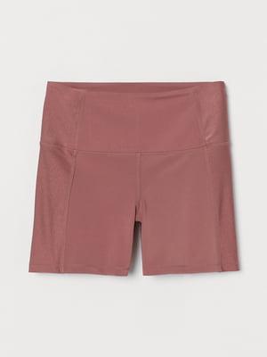Шорты темно-розовые   5713212