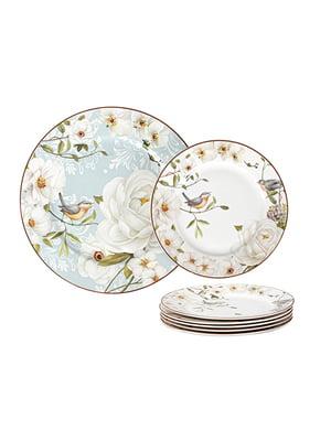 Набір для торта «Райський сад» (7 предметів) | 5706271