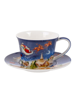Чайний набір «Різдво» (2 предмета)   5706305