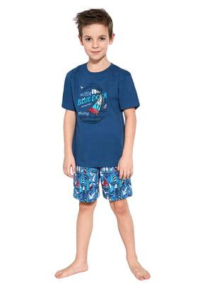 Піжама: футболка і шорти | 5713466