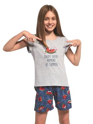 Піжама: футболка і шорти | 5713472