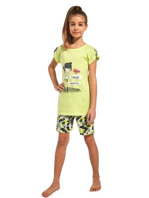 Піжама: футболка і шорти | 5713476