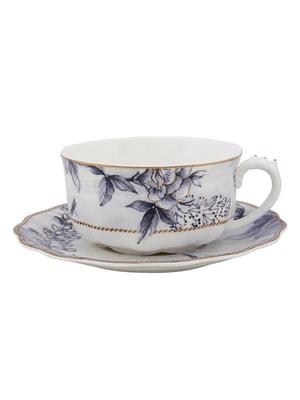 Чайний набір «Пенелопа» (2 предмета) | 5342828