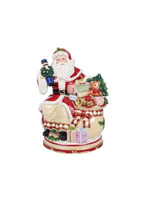 Банка для сипких продуктів «Подарунки» (33х20х25 см)   5705997