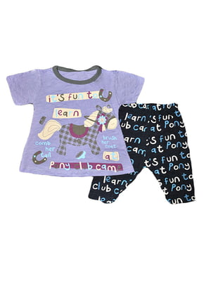 Комплект: футболка і бриджі | 5713841