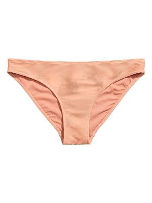Труси купальні абрикосового кольору | 5711390