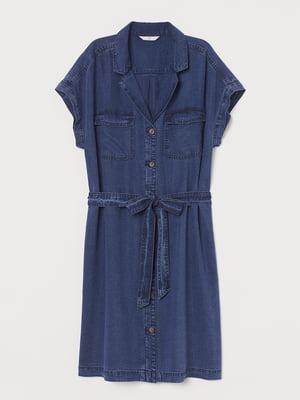 Сукня синя | 5711448