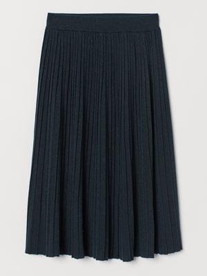 Спідниця темно-бірюзового кольору | 5711471