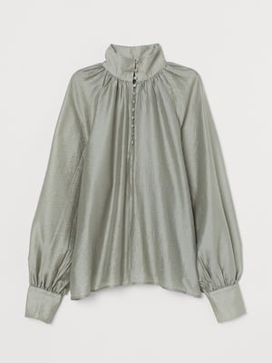 Рубашка зеленая   5711612