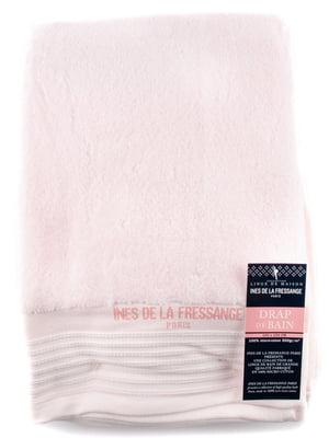 Рушник рожевий - Ines de la Fressange - 5690806