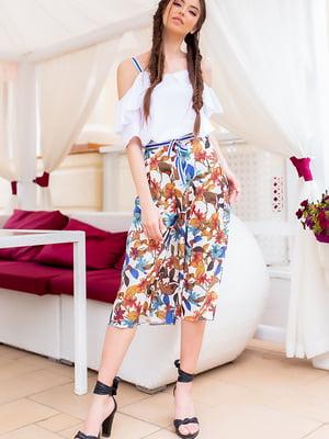 Костюм: блуза і штани | 5715110