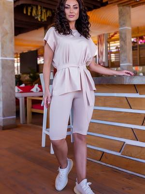 Костюм: блуза і бриджі | 5715187