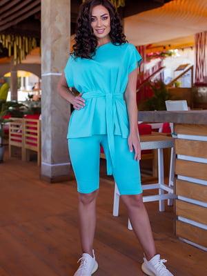 Костюм: блуза и бриджи | 5715188