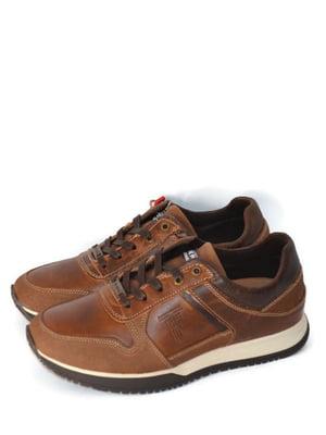 Кросівки коричневі | 5715261