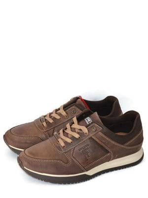 Кросівки коричневі | 5715262
