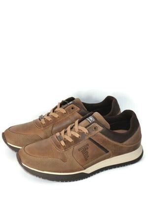 Кросівки коричневі | 5715265