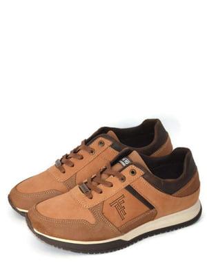 Кросівки коричневі | 5715266
