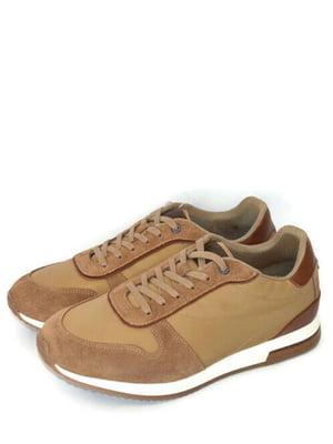 Кросівки коричневі | 5715279