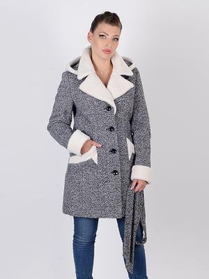 Пальто сіре | 5715388