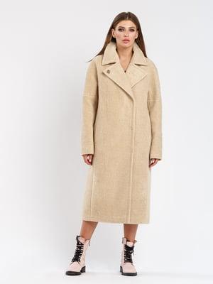 Пальто бежевое | 5715417