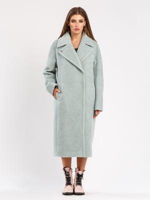 Пальто голубое | 5715418