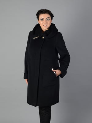 Пальто черное | 5715450