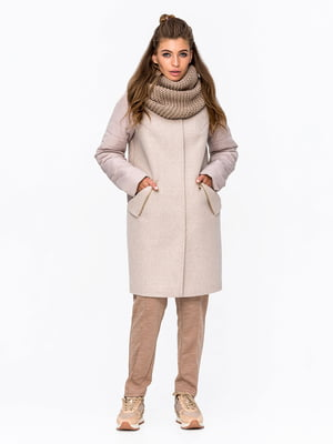 Пальто бежевое | 5715466