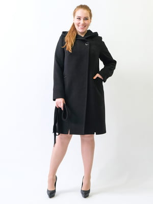Пальто черное | 5715472