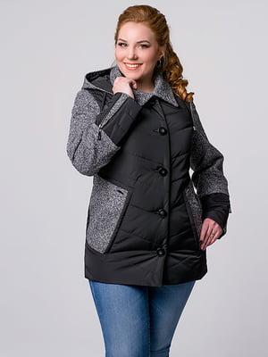 Куртка черная | 5715486