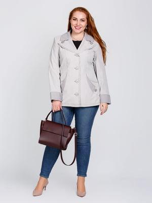 Куртка сиреневого цвета | 5715566
