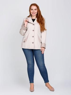 Куртка сиреневого цвета | 5715576