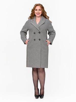 Пальто серое | 5715439