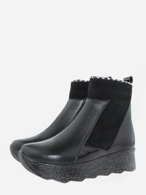Ботинки черные   5694706