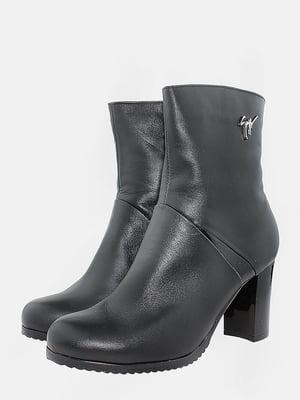 Ботинки черные   5694708