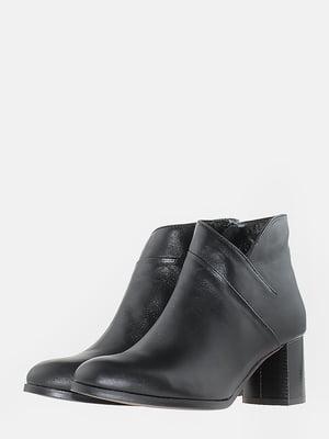 Ботинки черные   5703190