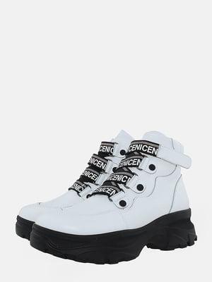 Черевики білі | 5710175