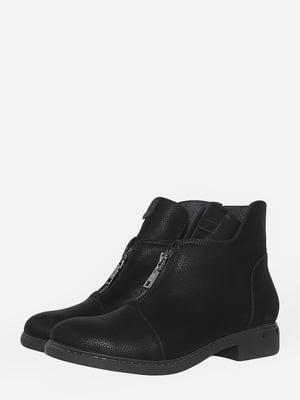 Ботинки черные | 5710180