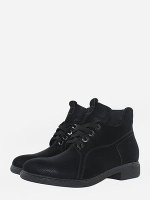 Ботинки черные | 5710186