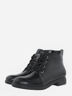Черевики чорні | 5710195