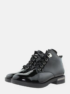 Ботинки черные | 5710197