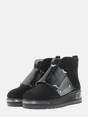 Ботинки черные | 5715611