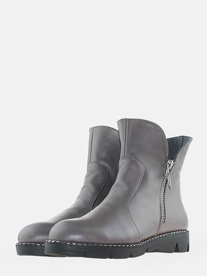 Ботинки кофейного цвета | 5715612