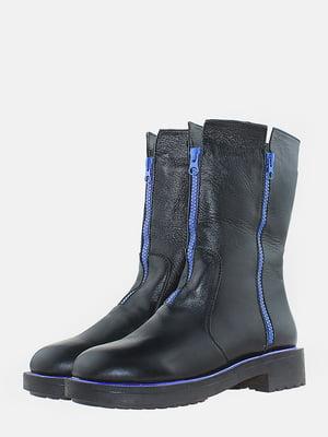Ботинки черные | 5715616
