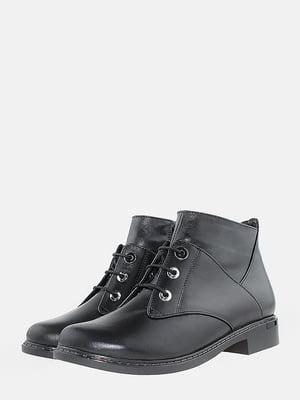 Ботинки черные | 5715629