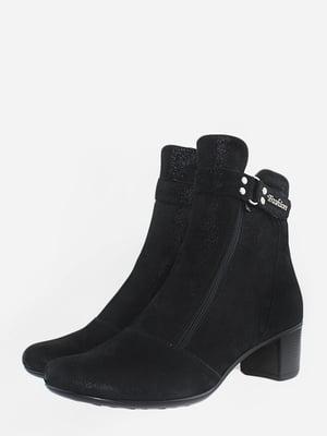 Ботинки черные | 5715633