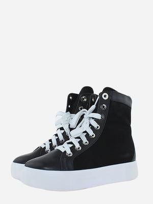 Ботинки черные | 5715640