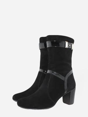 Ботинки черные | 5715645