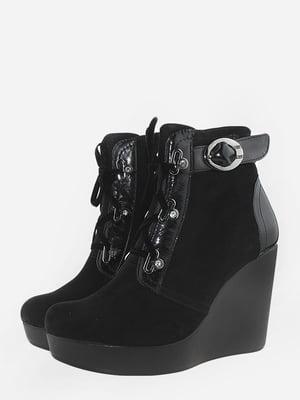 Ботинки черные | 5715646