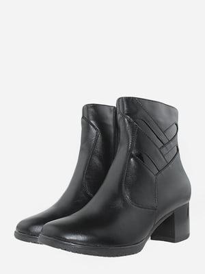 Ботинки черные   5715653
