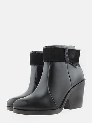 Ботинки черные   5715668